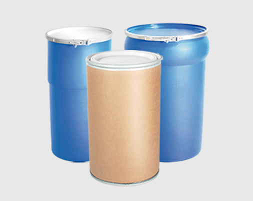 Plastic and Fibre Drums